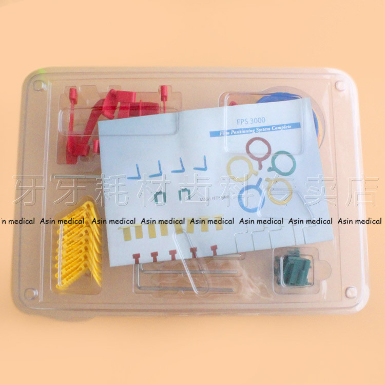Nouveauté laboratoire dentaire 1 ensemble système de positionnement de Film radiographique positionneur titulaire localisateur Instrument de bonne qualité