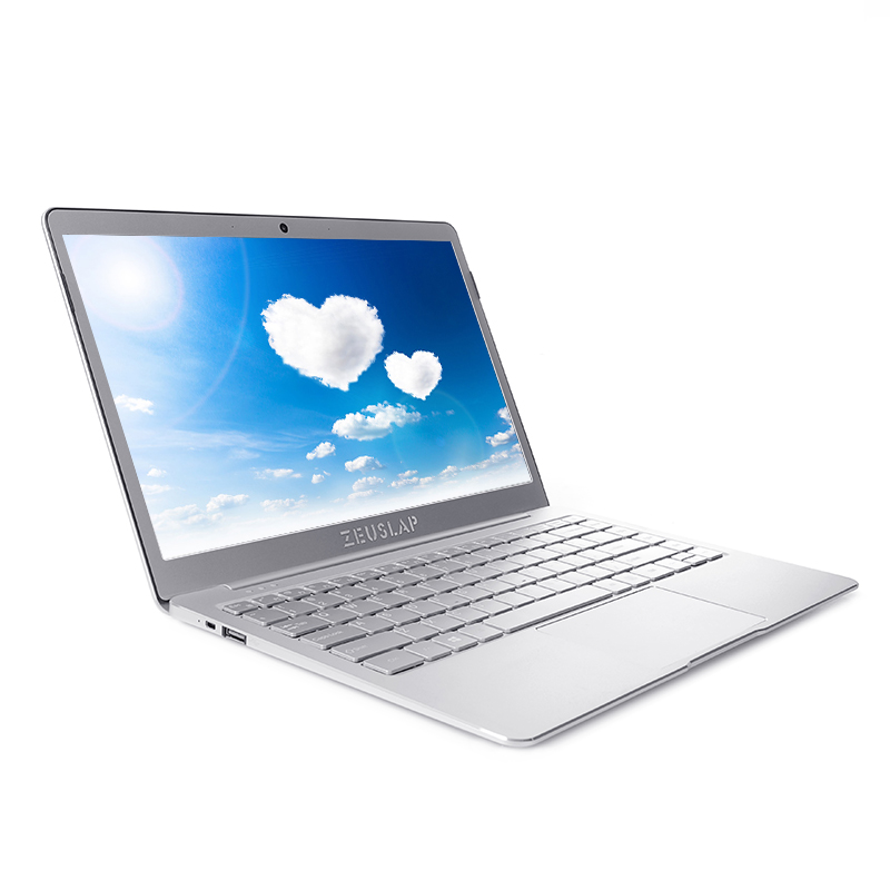 13 3inch 8GB Ram 256GB SSD backlit keyboard 1920 1080P IPS screen metal Ultrathin Netbook Notebook