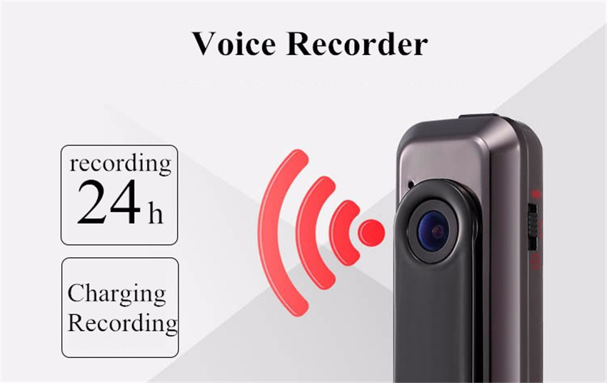 FHD 1080P Pen Voice Vedio Recorder camera 110