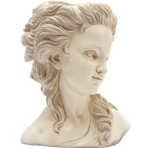 Image 5 - ROOGO thực vật mọng nước hoa đầu thanh lịch nữ Thần Hy Lạp cây cảnh Dụng cụ bào vườn nồi tay thợ thủ công Nhà Máy tính để bàn trang trí
