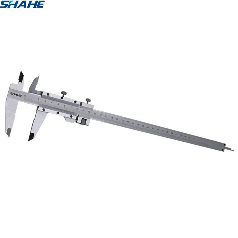 0 300 mm vernier calipers woodworking measuring tools caliper ruler messschieber vernier sliding caliper