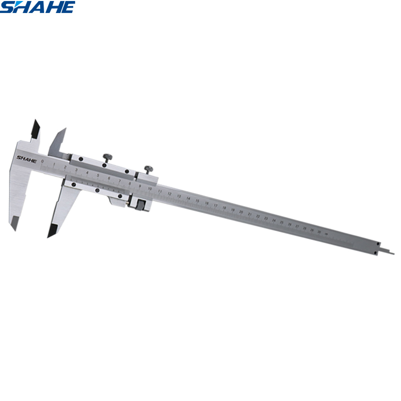 0-300 mm vernier calipers woodworking measuring tools caliper ruler messschieber vernier sliding caliper