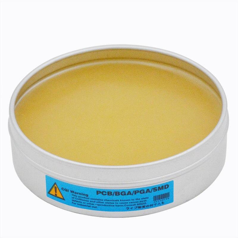 MCN-UV80 UV50 Glue No-Clean Paste Flux Soldering Tin BGA Solder Flux Electric Soldering Iron Welding Fluxes For PCB BGA PGA SMD