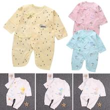 Baby Clothing Cotton Long Sleeve Soft Jumpsuit Rompers Overalls For Children Boy Girls