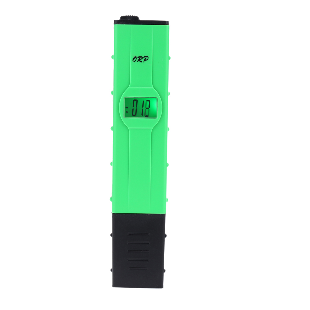 Pen ORP Meter Drinking Water Quality Analyzer Portable Oxidation Reduction Potential Industry Experiment Analyzer Redox Meter automatic calibration digital waterproof orp meter portable pen tester redox meter lcd backlight display