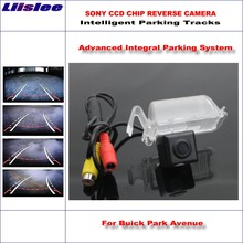 Liislee High Reverse Back Up Camera For Buick Park Avenue / High Quality Intelligentized Car Parking Rear Camera / NTSC PAL RCA best quality pal ntsc 2 0mp ahd waterproof car security camera front side rear inside outside vehicle taxi bus camera