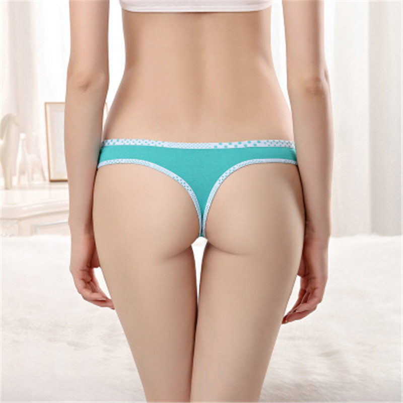 New Arrvial Hot Girls Thongs Underwear Cotton Kids G String Thongs Young Girl Panties T Back Cueca Infantil Child Thongs Sales In Panties From Mother Kids