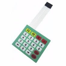 4×5 Matrix Array 20 Key Membrane Switch Keypad Keyboard 4*5 Keys  NEW