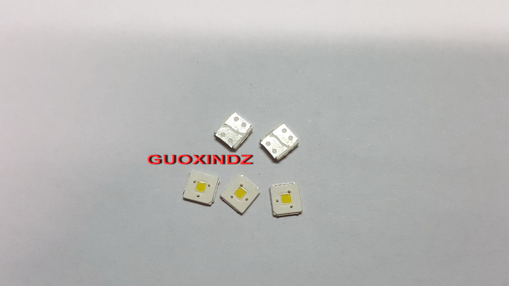 LUMENS LED Backlight   Flip Chip  LED 2.4W  3V 3535  Cool white  For  SAMSUNG LED LCD Backlight TV Application   A137CECEBP18A-in EL Products from Electronic Components & Supplies