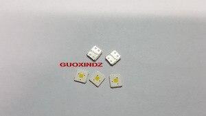 Image 1 - ルーメンledバックライトのチップled 2.4ワット3v 3535クールホワイトサムスンled液晶バックライトテレビアプリケーションA137CECEBP18A