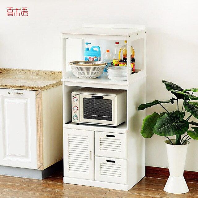 Xiangmu lingua di mobili in legno massiccio credenza armadio da ...