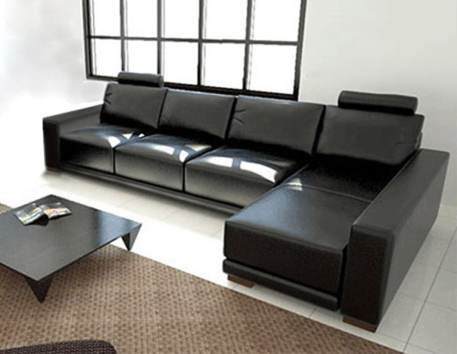 Buy 2017 European Style Leather Living