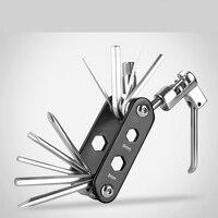 AOXIN Bicycle repair kit multi function combination chain cutter repair bicycle mountain bike repair car