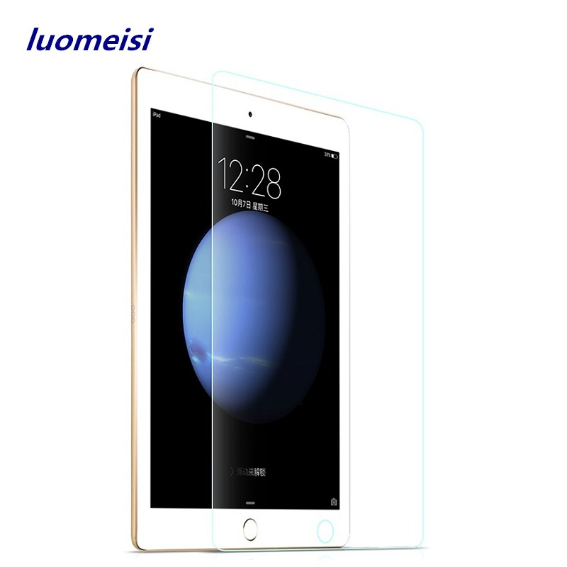 Screen Protector for iPad 2 3 4 5 6 Mini 1 2 3 4 Tempered Glass for iPad Air 1 2 Pro 9.7 Anti-scrat Protective Film(China (Mainland))