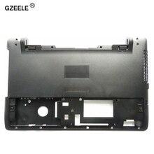 GZEELE нижний чехол для ноутбука ASUS X550 X550C X550VC X550V A550, материнская плата для ноутбука, нижний D чехол, без USB отверстия