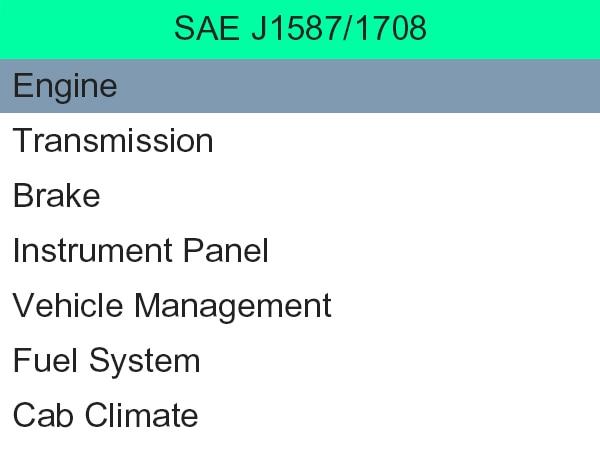 SAE J1587