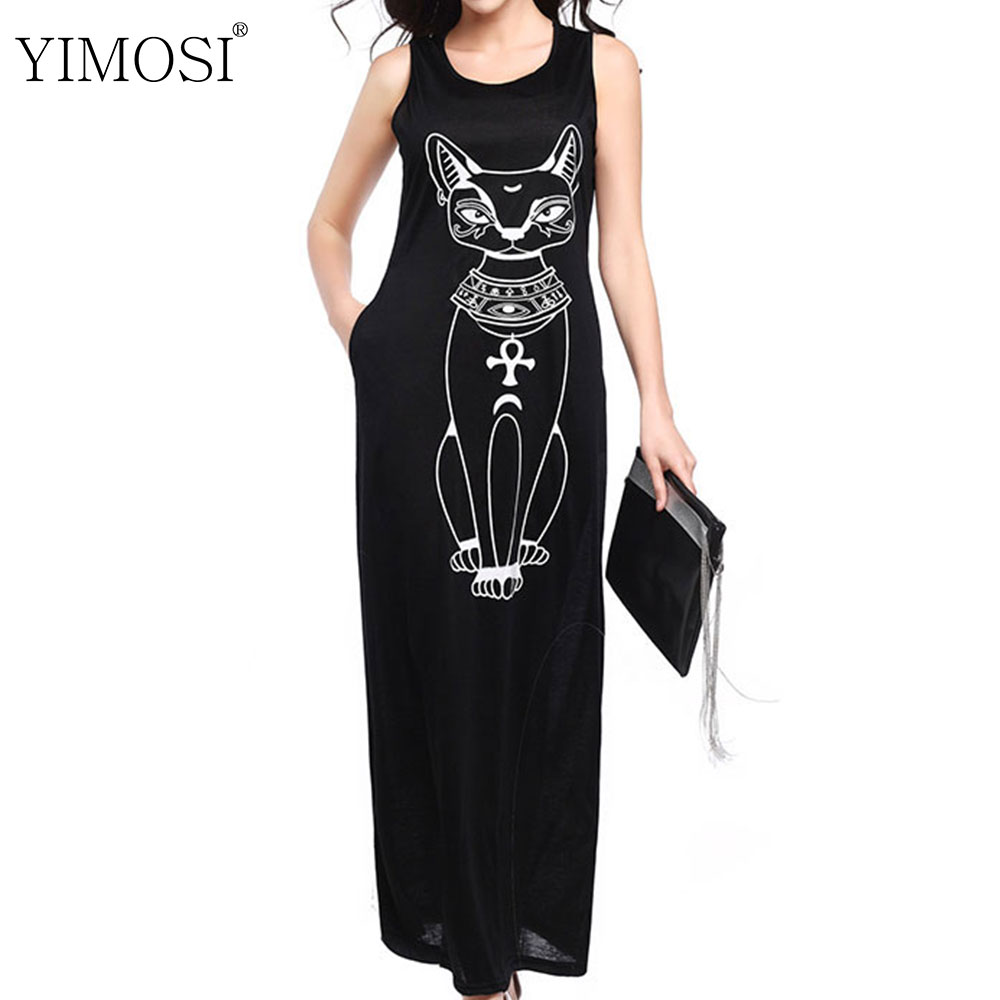 Women's Clothing Yimosi Women Summer Dresses 2019 New Fashion Sexy Casual Boho Long Maxi Evening Party Beach Dress Vest Sundress Vestidos#lyg9858 Terrific Value