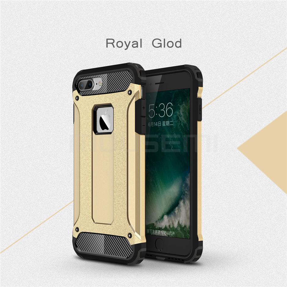 Silicone Luxury Shockproof Hard PC TPU Armor iPhone Case 15