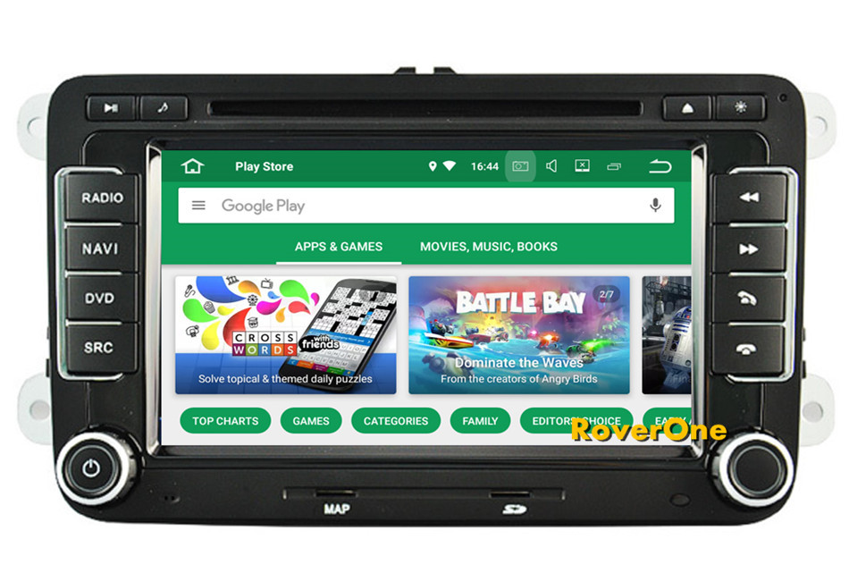 buy android 8 0 for volkswagen for vw beetle 2012 2013 autoradio bluetooth car. Black Bedroom Furniture Sets. Home Design Ideas