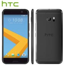 Sprint версия HTC 10 LTE 5.2 дюймов мобильный телефон 4 ГБ Оперативная память 32 ГБ Встроенная память Snapdragon 820 4 ядра 12MP Камера NFC отпечатков пальцев Смартфон