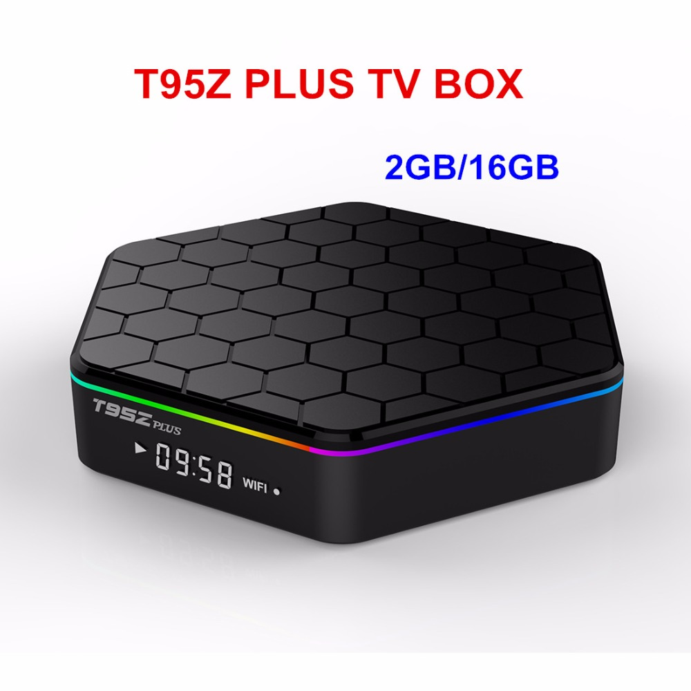 5 Piceces T95z Plus Amlogic S912 Smart Tv Box Android 7.1 2gb/16gb Media Player 2.4g&5g Dual Wifi Bt4.0 Gigabit Lan Goods Of Every Description Are Available