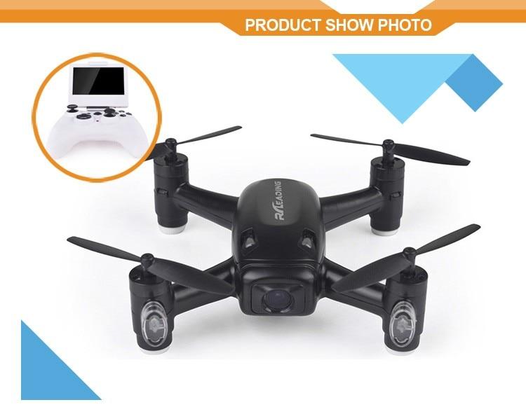 MINI drone rc RC111F 5.8G FPV quadrirotor avec caméra 2.0MP télécommande drone une touche retour Air presse Altit LED RTF VS Q212G
