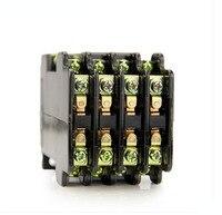 Contacter relais Intermédiaire: JZ7-44AC (36 V 110 V 127 V 220 V 380 V/JZ7-62AC (36 V 110 V 127 V 220 V 380 V)/JZ7-80AC (220 V 380 V)