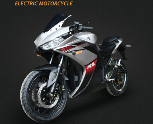 Electric <font><b>Scooter</b></font> Eectric Motorcycle Electric Bike Citycoco Double Lithium Battery72V20A Motorcycle <font><b>3000W</b></font> E Bike image