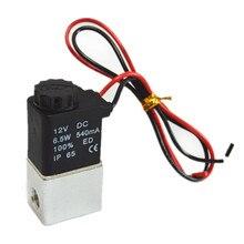 Бесплатная доставка 2v025-08 пневматические Клапан 1/4 «электромагнитный Клапан Air Клапан 12vdc 24vdc 220vac 0-1mpa