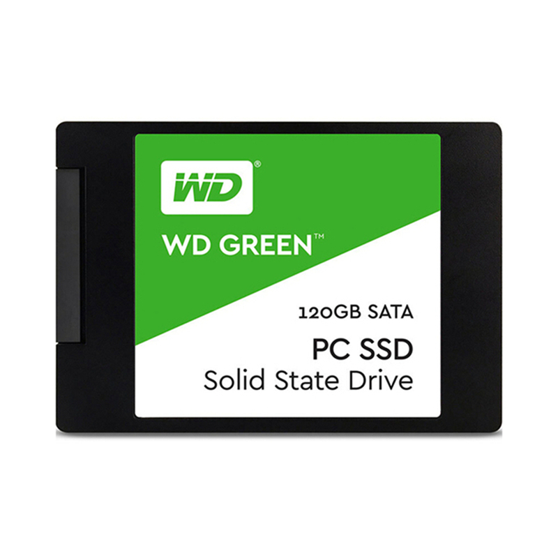Western Digital WD <font><b>SSD</b></font> GREEN PC <font><b>120GB</b></font> 240GB 480GB Internal Solid State Drive Sabit Hard Disk <font><b>SATA3</b></font> 6GB/s for Laptop image
