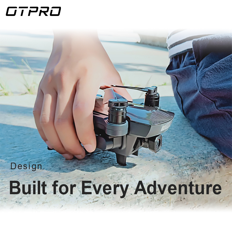 DRONE Quadcopter With 1080P HD Wifi GPS 5MP Camera BRUSHLESS MOTOR RC helicopter Retorno Auto RC