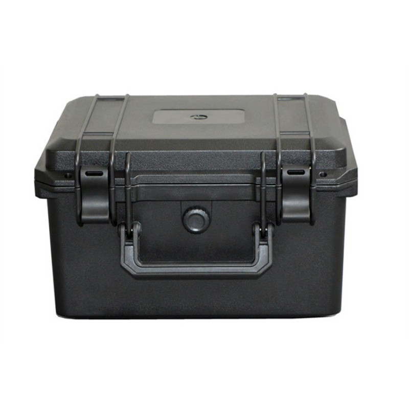 275x235x166mm Instrument Tool Box Plastic Sealed Waterproof Shockproof Safety Equipment Case Portable ToolBox With Foam Inside