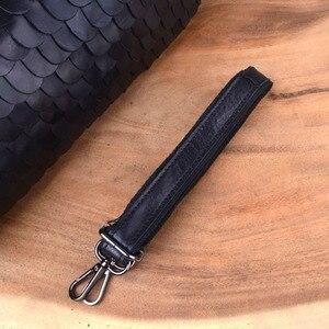 Image 4 - AETOO Retro fashion winter big bag portable fish scales sheepskin handbags fashion Europe shopping fashion handbags