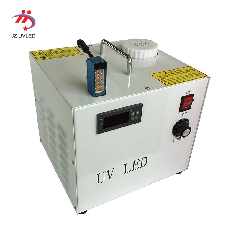 Image 2 - Epson printer modified UV flatbed printer UVLED water cooling curing system 1 set UVLED drying lamp Temperature alarm system-in UV GEL Curing Lights from Lights & Lighting