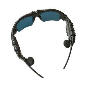 Image 4 - الرياضة ستيريو BT4.0 نظارات نظارة شمسية بلوتوث BT حر اليدين في الهواء الطلق MP3 ركوب اللاسلكية نظارات شمسية سماعات سماعات الموسيقى