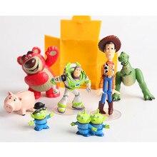 7 piezas de juguete alienígena Woody Buzz Lightyear PVC figura de acción de  colección modelo de juguete niño regalo DH2019 21c4911f0b3