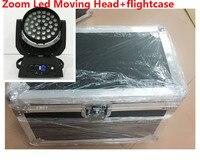 36x12 W 36x15 W 36x18 W 4in1 5in1 6in1 Yakınlaştırma Led Hareketli Kafa + flightcase işık RGBWA UV DMX Led Hareketli Kafa Yıkama Işın Etkisi Işık