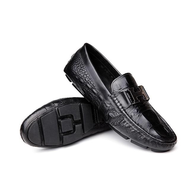 2016 новых мужских плоские высокое качество натуральная кожа обувь для вождения для офиса мужчин карьеры обувь из натуральной кожи бизнес обувь HM518-001