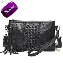 Frauen Handtaschen 2017 Neue Echtem Leder Umhängetaschen Umhängetasche Weibliche Luxus Designer Handtaschen Geldbörsen Bolsas