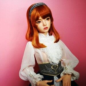 Image 3 - 人形 bjd ナオミ 1/3 樹脂フィギュアファッション女性の身体のおもちゃベスト誕生日 gif