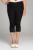 2017 Calças Das Mulheres Da Forma Grande Tamanho Magro Ocasional Primavera Verão escritório Calças Elásticas Calças de Lazer de Grande Porte 3XL 4XL 5XL 6XL
