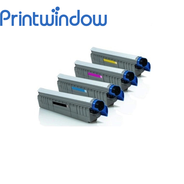 Printwindow Compatible Toner Cartridge for OKI C801/821Printwindow Compatible Toner Cartridge for OKI C801/821
