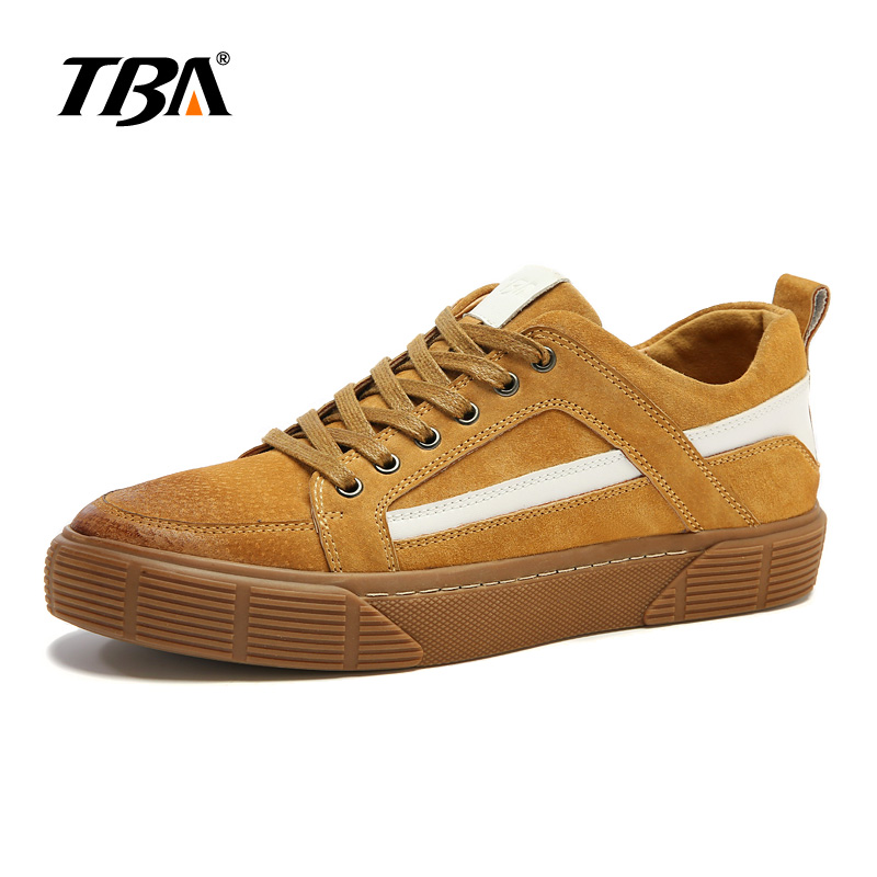 2018 TBA New Arrival Men's Walking Shoes Male British Style Shoes Outdoor Trend High Quality Tooling Walking Shoes Platform Male стоимость
