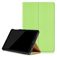 Ultra Slim Luxury Stand Flip PU Leather Magnetic Smart Sleep Cover Tablet Sleeve Case For Samsung
