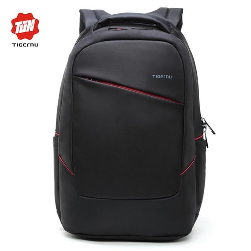 2017 tigernu ergonomics waterproof mochila men backpack for travel bag 15inch laptop backpack women school bags for teenagers