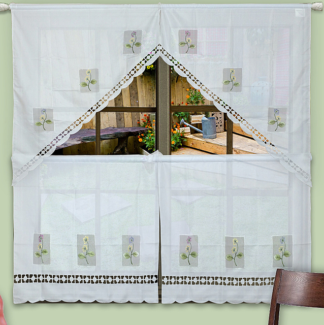 Aliexpress.com : Buy Modern Curtains for Kitchen Door Bedroom ...