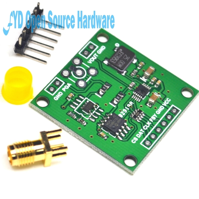 US $9 02 8% OFF|AD9833 triangle sine wave signal source IC integrated  circuit square wave generator module-in Integrated Circuits from Electronic