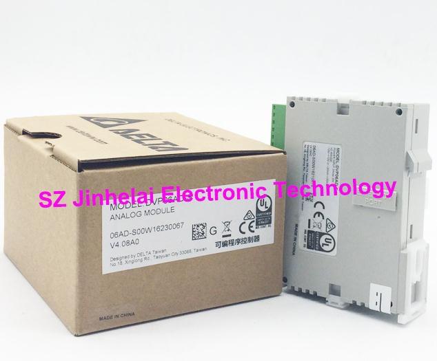 100% New and original DVP06SN11R Delta Plc controller extension цены