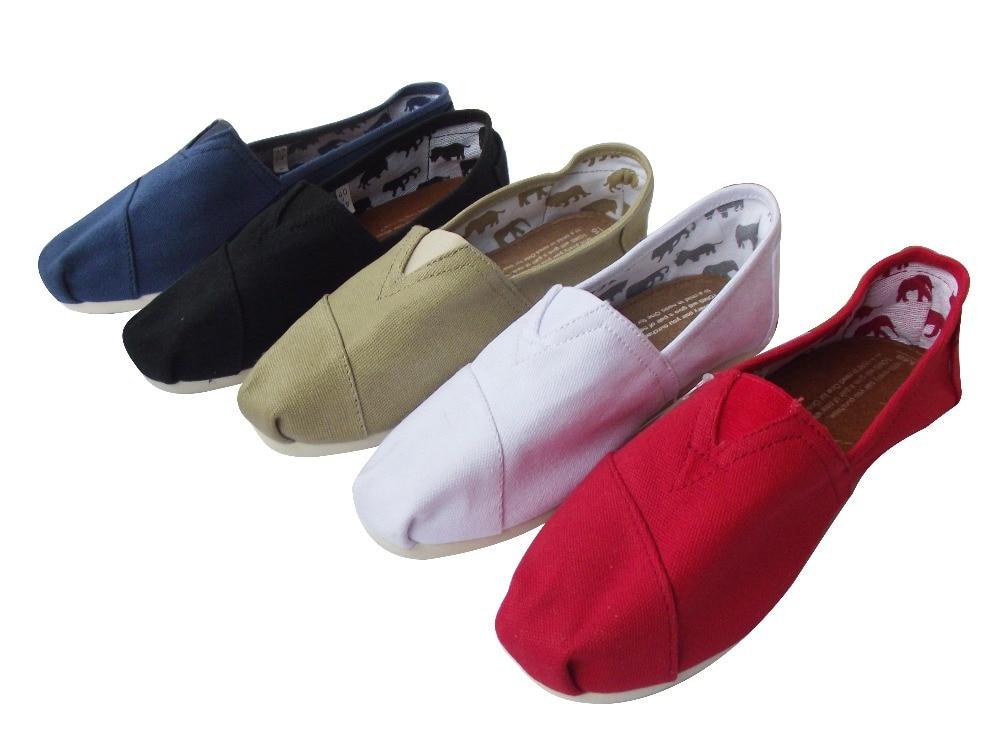 size 5 15 sale unisex fashion canvas shoes