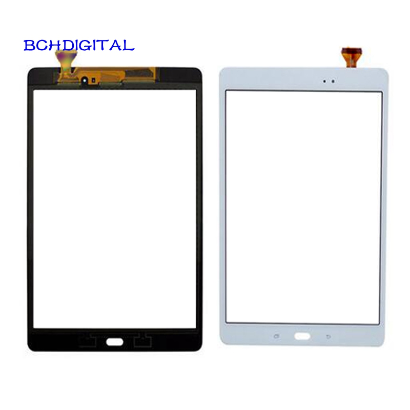 For Samsung Galaxy Tab A 9.7 SM-T550 Front Outer Touch Screen Digitizer Tools US